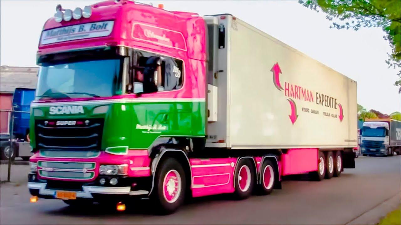 XE TẢI TO,XE CONTAINER TO DIỄU HÀNH P2 | Gooise Karavaan (Truckersrun) NHẠC  THIẾU NHI REMIX SÔI ĐỘNG - YouTube