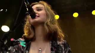 First Aid Kit - King Of The World (Live at Squamish Valley Music Festival 2015 with Marcus Mumford)
