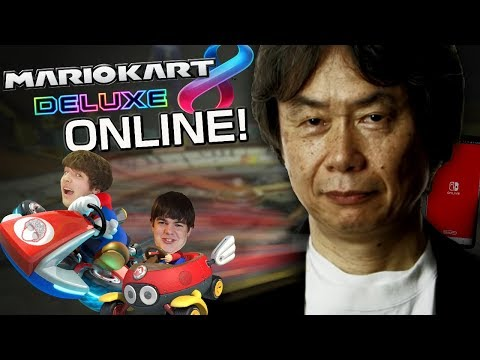 RUINING Online Voice Chat! Mario Kart Montage 24!! (ft. Fans!)