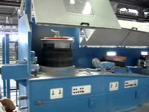 Wire Drawing Machine Youtube