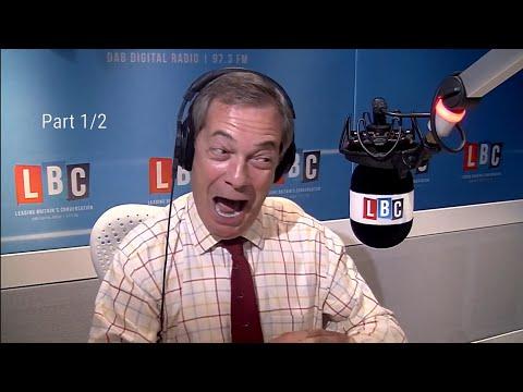 The Nigel Farage Show: Should Boris meet with the Russian ambassador? 1/2 LBC - 8th April 2018