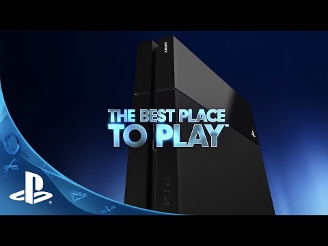 Here's why Sony thinks you should buy a PlayStation 4 this holiday