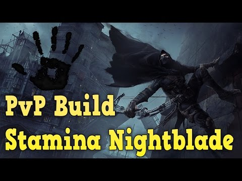 Stamina Nightblade Pvp Build Homestead