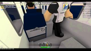 roblox liat airlines Saab 2000 economy class flight review