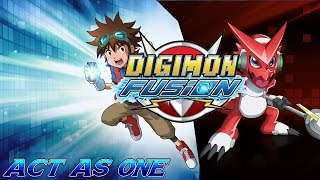 Digimon Fusion Full English Opening