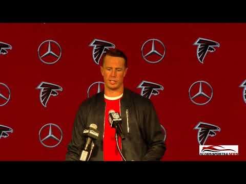 Matt Ryan on what happened vs Buffalo Bills