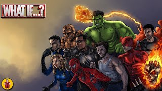 What If The 2000's Marvel Heroes Became The Avengers?