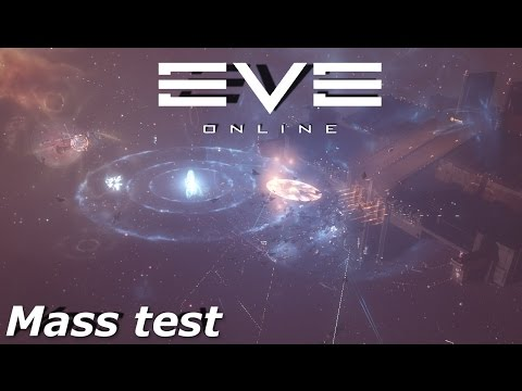 EVE Online - sisi - Blood raider shipyard