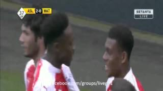 Arsenal vs Watford 4-0 All Goals 02-04-2016