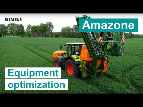 [Amazone] Optimizing Equipment For Better Efficiency And Precision With Simcenter