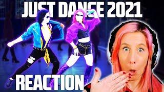 THE WAY I ARE - Timbaland ft. Keri Hilson, D.O.E., Sebastian - JUST DANCE 2021 REACTION!