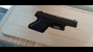 Hide-a-gun Cutting Board!!