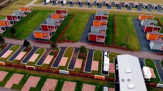 Ein paar Luftaufnahmen aus Fehndorf