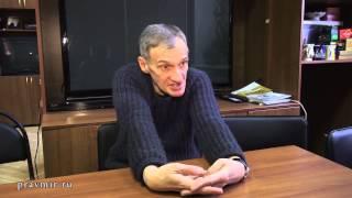 Юрий Арабов. Интервью