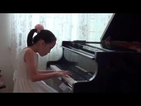 Tiffany Koo (Age 9) Beethoven Concerto No 2 - 1