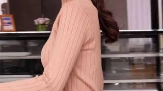 [해외직구] 폴라 니트 여성 이너 긴팔 이너 상의 20…