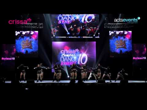 Crissa Dance Synergy 10 FINALS   UP Diliman   UP Street Dance Club   College Division