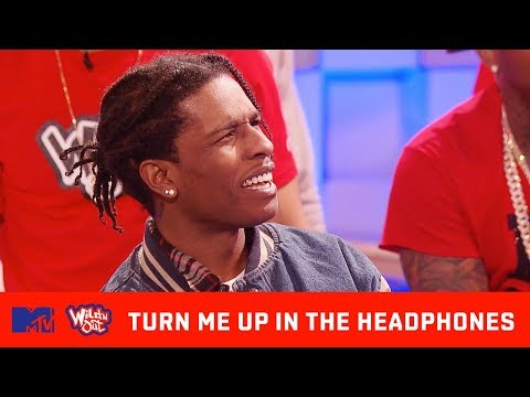 Drake, Lil Uzi Vert, A$AP Ferg & More Step In the Booth 😂 | Wild N Out | #TurnMeUpInTheHeadphones