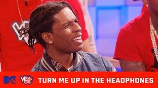 Drake, Lil Uzi Vert, A$AP Ferg & More Step In the Booth 😂 | Wild \'N Out | #TurnMeUpInTheHeadphones