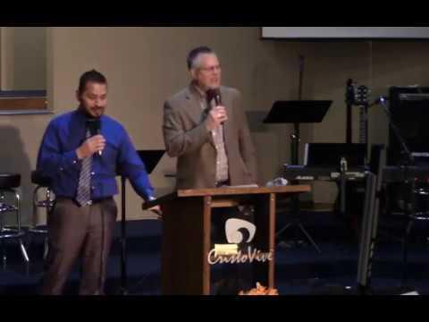 Visita del Misionero Mark Alexander