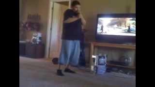Nate beatboxing