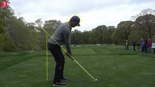 Gary Bates Golf Academy - Tour Swing Analysis: Lucas Glover