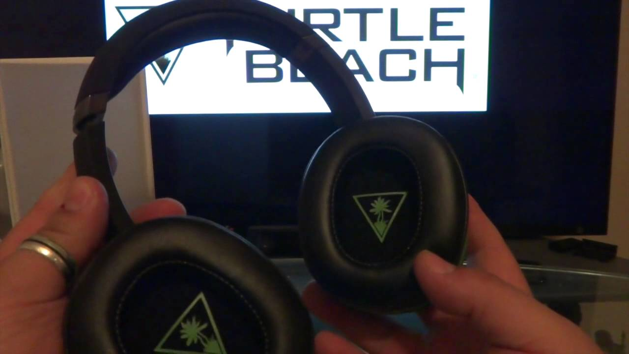 Turtle Beach Elite 800X Xbox One Wireless Headset Unboxing and Preview
