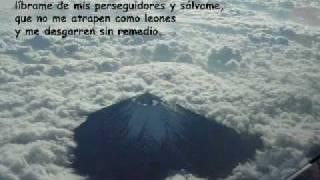 OREMOS CON EL SALMO 7