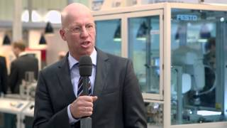 MPS Transfer Factory - Industry 4.0
