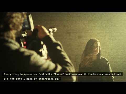 Alan Walker - Introducing Iselin Solheim (Behind The Scenes)