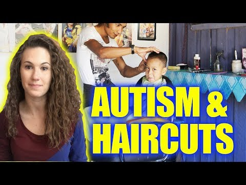 How To Prevent Temper Tantrums During Haircuts│Shaping