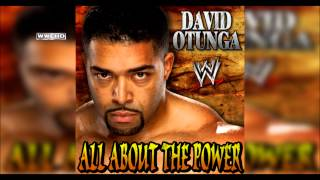 "WWE: ""All About The Power"" (David Otunga) Theme Song + AE (Arena Effect)"