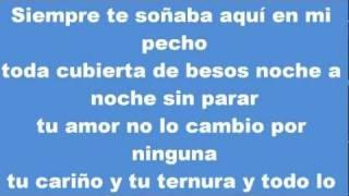 Banda El Recodo- Te Quiero A Morir Lyrics