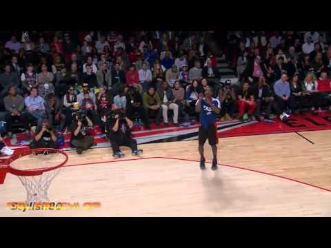 NBA Sprite Slam Dunk Contest 2013 HD