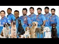 Top 11 Dog lover Indian Cricketers and their favourite dog breeds