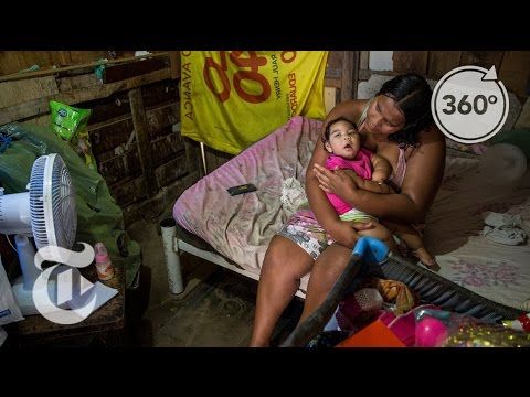 How a Mother Copes With Zika | The Daily 360 | The New York Times