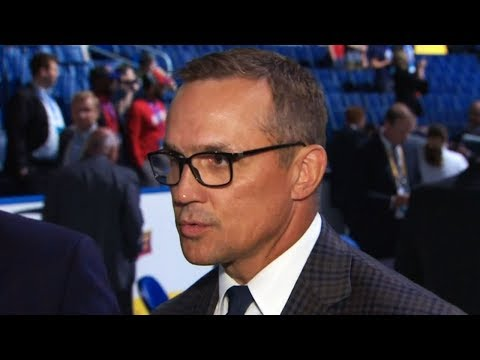 Looking at Steve Yzerman, Lightning GM