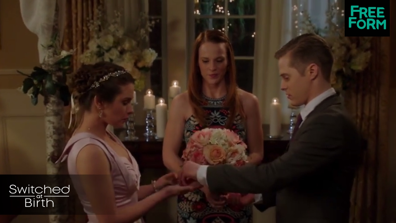 Switched At Birth Season 5 Episode 3 Toby And Lilys Wedding