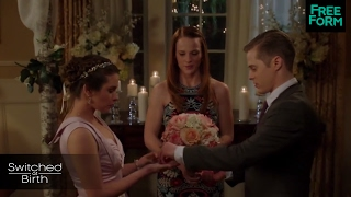 Switched at Birth | Season 5, Episode 3: Toby and Lily's Wedding Ceremony | Freeform
