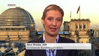 Tagesgespräch mit Alice Weidel am 08.01.18