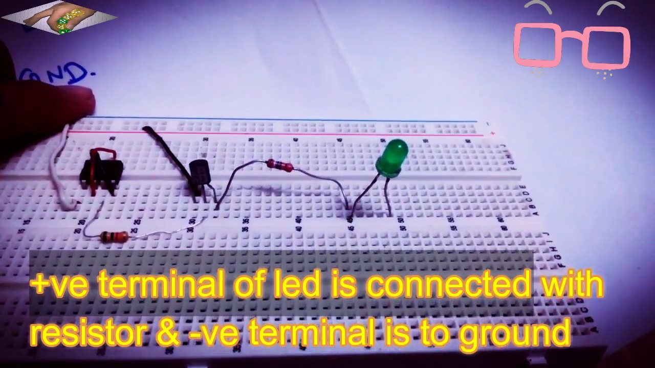 How To Make A Pulsing Fading Led Circuit By Electronics Projects Usb Fader