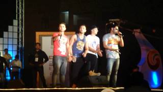Yo Yo Honey Singh, J-Star, Alfaaz Live Unplugged @ Galgotia University [HD]