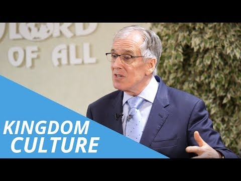 Hugh Osgood | Kingdom Culture - Minister's Fellowship 2018