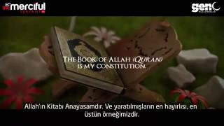 Kitabullahi Dusturi-Muhammed al Muqit-Turkce altyazi