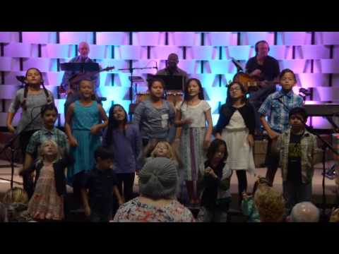 Shout Out Loud - performed by KidzPraise