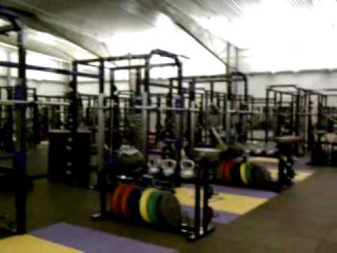 Tennessee Techu0027s New Weight Room! Part 52