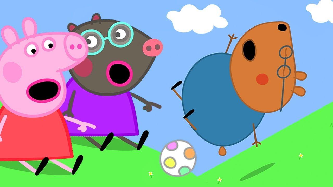 Peppa Pig Italiano - L'ambulanza - Collezione Italiano - Cartoni Animati