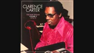 Clarence Carter  - I Hate to Love and Run