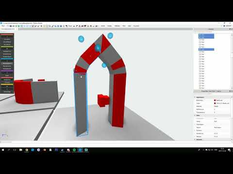 Roblox Studio: How to build some basic shapes