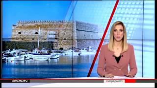 Διάβρωση τειχών Ηρακλείου_2018 12 29 CRETE TV ΕΙΔΗΣΕΙΣ